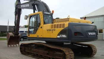 Volvo - EC290BLC