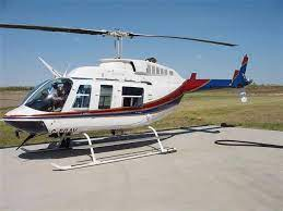 Bell - 206L1 Helicopter