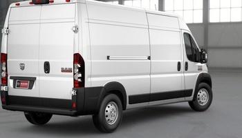 Dodge - Ram Promaster 2500 Cargo Van