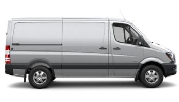 Freightliner - Sprinter Cargo Van 2500