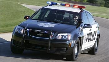 Chevrolet (Chevy) - Impala Police Interceptor