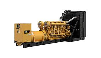 CAT - 3516E 60 HZ
