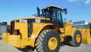 CAT - 972G