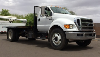 Ford - F 650 Flatbed