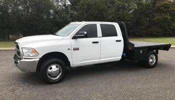 Dodge - 3500 Flatbed