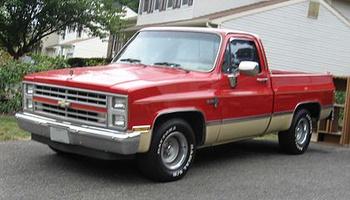 Chevrolet (Chevy) - C10