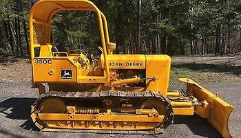 John Deere - 350C