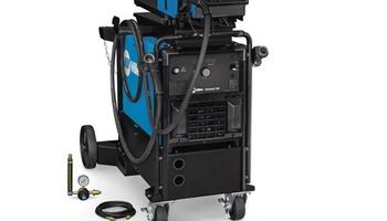 Miller - Deltaweld® 500 230/460V MIGRunner with Intellx Pro Feeder