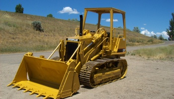 CAT - 931C Series II