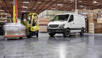 Mercedes-Benz - Sprinter Worker Cargo Van 2500