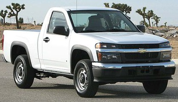 Chevrolet (Chevy) - Colorado