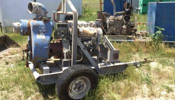Gorman-Rupp - 16C2-F4L Pump