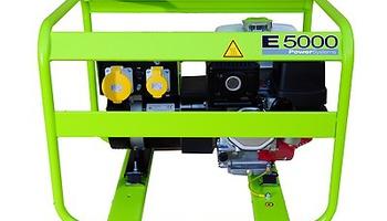 Pramac - E5000 230/115V 50HZ HUK+SAM