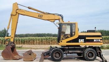 CAT - M318