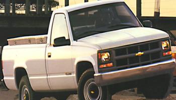 Chevrolet (Chevy) - C2500