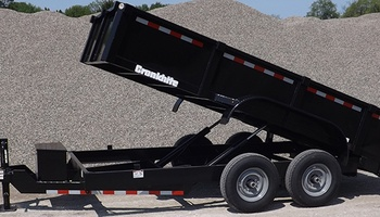 Cronkhite Trailers - CDY12-12K Dump Trailer
