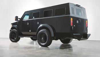 Lenco - Bearcat Tactical SUV