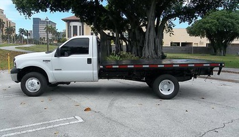 Ford - F350 Flatbed