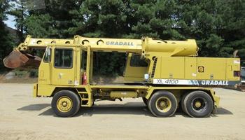 Gradall - XL 4100