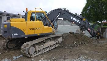 Volvo - EC180BLC