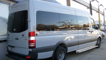 Dodge - Sprinter 3500 Passenger Van