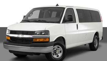 Chevrolet (Chevy) - Express 3500 Passenger Van