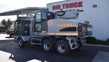 Gradall - XL 4100 II