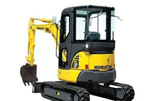 Komatsu - PC35MR-3