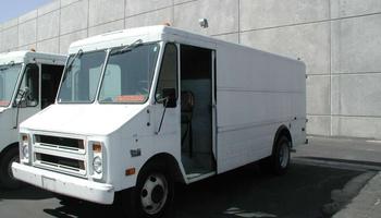 Chevrolet (Chevy) - P30 Step Van