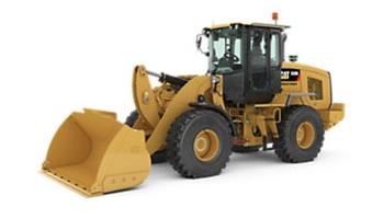 CAT - 930M Aggregate Handler