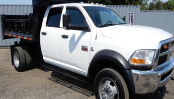 Dodge - 4500 Dump Truck