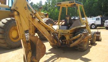 CAT - 416 Series II