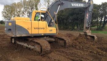 Volvo - EC160BLC