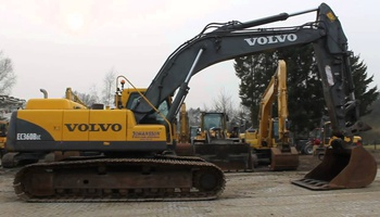 Volvo - EC360BLC