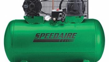 Speedaire - 4B237 Stationary Air Compressor, 30 gal, 3-Phase