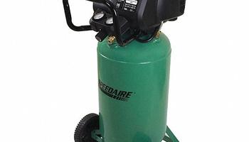 Speedaire - 40CF16 Portable Electric Barrel Air Compressor