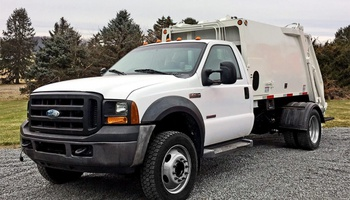 Ford - F550XL NEW WAY PACKER