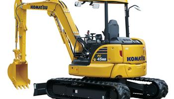 Komatsu - PC45MR-5