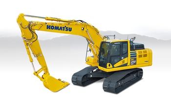 Komatsu - PC210LCi-11