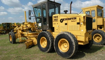 Champion Motor Graders - 710A