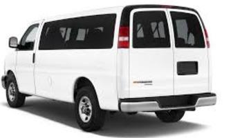 Chevrolet (Chevy) - Express 2500 Passenger Van