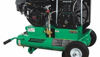 Speedaire - 2YJ61 Wheelbarrow Portable Gas Air Compressor