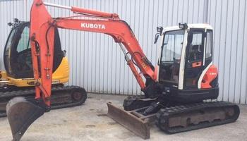 Kubota - U50