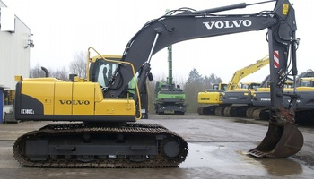 Volvo - EC180CL