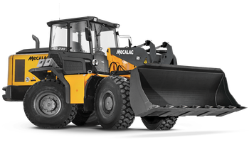 Mecalac - AS 210E