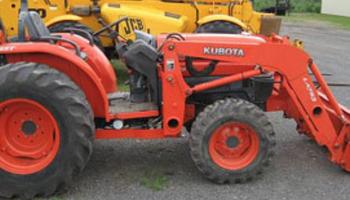 Kubota - L3830HST