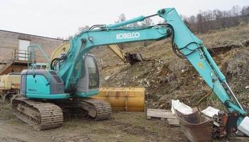 Kobelco - 135SR LC