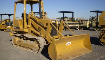 CAT - 931C Series II LGP
