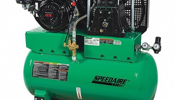 Speedaire - 4NB85 Piston, 9.0 hp Stationary Air Compressor, 30 gal
