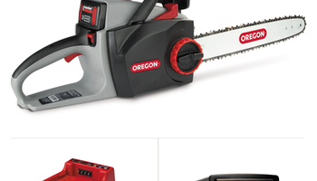Oregon - cs300 Self-Sharpening Cordless Chainsaw